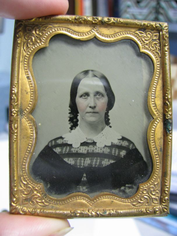 Same ambrotype with the backing