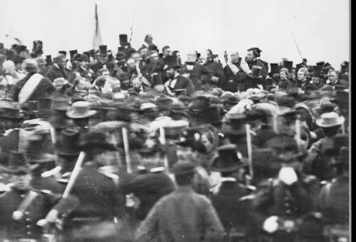 gettysburg address means me essay This portion of my website is dedicated to the members of the civil war chat room this essay was written by a what the gettysburg address means to me.