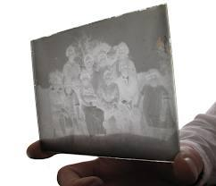 Glass Plate Negative